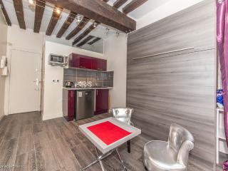 Stylish studio in the centre of Paris (2490) - Paris vacation rentals
