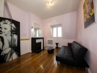 Cozy furnished studio  in the 14th district (1039) - Paris vacation rentals
