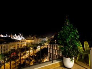 Penthouse with terrace and views over La Pedrera - Barcelona vacation rentals