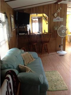 Living Room - Scallop lovers dream - Homosassa - rentals