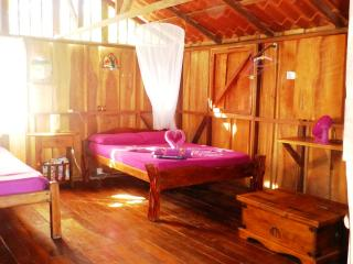 Artistic Equipped House Right In The Beach - Cabuya vacation rentals