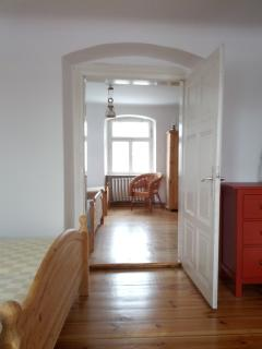 Apartment in a historical building from 1700's - Poland vacation rentals