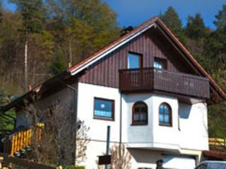 Vacation Apartment in Messstetten-Tieringen - 700 sqft, quiet, nice views, central (# 4138) - Donaueschingen vacation rentals