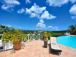 St. Martin Villa 101 Located Close To La Samanna Hotel Giving Lovely Views Over Baie Longue And The Caribbean Sea. - Terres Basses vacation rentals