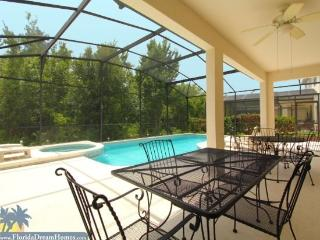 Big Vacation in a Big Home 6 Bedrooms Gameroom Spa Private Pool and 3 Sitting Rooms - Kissimmee vacation rentals