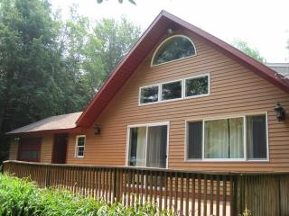 Ski Chalet in Sherwood Forest-book now for Leaf peeping & Ski season!!! - Londonderry vacation rentals