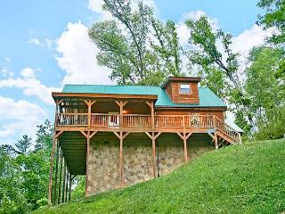 Cabin in the Birds Creek area  A BEAR'S EYE VIEW 251 - Sevierville vacation rentals