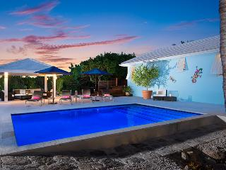 FIFTY SHADES OF BLUE! A 2 minute walk to the beach - Sapodilla Bay vacation rentals
