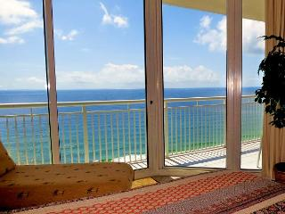 Available starting August 16th! Relax In This Bright Gulf Front Condo - Navarre vacation rentals