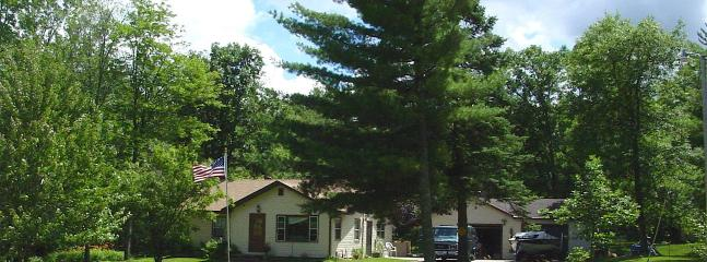 Cabin/Vacation Home for Rent - A Home Away from Home! - Image 1 - Walker - rentals