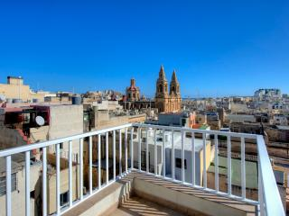 Spectacular Views Duplex Penthouse - Island of Malta vacation rentals