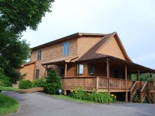 Blue Ridge Haven-Spacious Cabin with Privacy - Todd vacation rentals