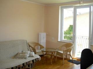 Littoral Apartment: 4 rooms, 100 m2 close to the beach and center - Sopot vacation rentals