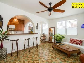 Casa Blanca | 2 Bedrooms Apartment - San Juan vacation rentals