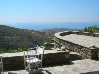 Traditional  luxury Cycladic House with seaview - Tinos vacation rentals