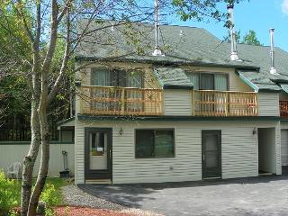 Waterville Valley Condo next to Golf Course with Patio Area (WHA18M) - Waterville Valley vacation rentals