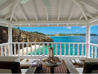 St. Martin Villa 104 Enjoy A Terrace With Oversized Infinity Styled Pool And Spectacular Views Of The Ocean And Nearby Baie Roug - Terres Basses vacation rentals