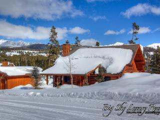 Powder Ridge Cabin 122 Rosebud Loop - Big Sky vacation rentals