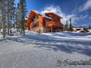 Powder Ridge Cabin 125 Rosebud Loop - Big Sky vacation rentals