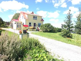 At the end of the Gaspe peninsula, Mr Mario's House welcomes you - Gaspe vacation rentals