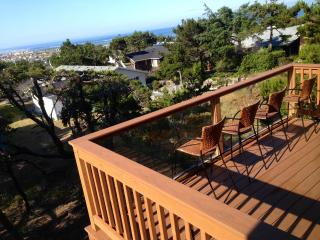 NEW, Built in Feb 2013, Custom Designed, with POOL, Ocean View 'Tree House.' - Waldport vacation rentals