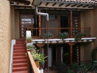 Studio with bedroom loft, historic Cuenca - Cuenca vacation rentals