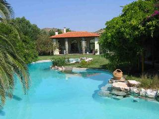 Swimming Pool George's Villa Sounio - Athens vacation rentals