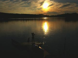 Beautiful Lake Front Cottage! - Ladysmith vacation rentals