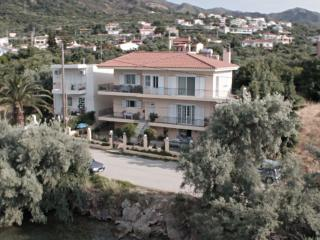 Ocean Front 3 Bedroom, 2 Bath Apartment, Sleeps 8 - Peloponnese vacation rentals
