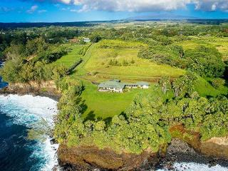 One of Hawaii's most secluded ocean front estates - Papaikou vacation rentals