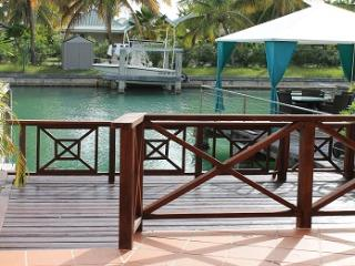 Palm Breezes - close to beach (new reno) 245D - Jolly Harbour vacation rentals