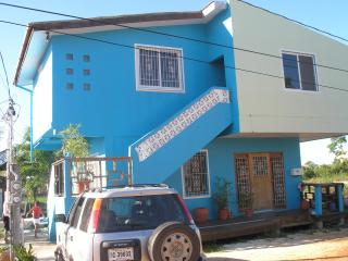 Ocean View Blue House in Quiet Area! Free WiFi - Belize City vacation rentals