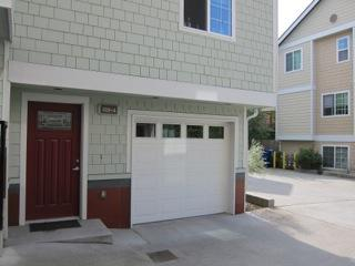 1000sf furnished townhouse Seattle Georgetown area - Seattle vacation rentals