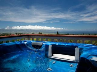 4BR Upcountry Home, Hot Tub, Incredible Views! - Kihei vacation rentals