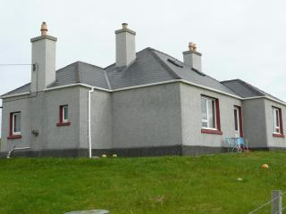 Croft house on Atlantic west coast, Isle of Lewis - The Hebrides vacation rentals