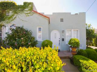 Vintage Beach Bungalow steps to the Beach - San Diego vacation rentals