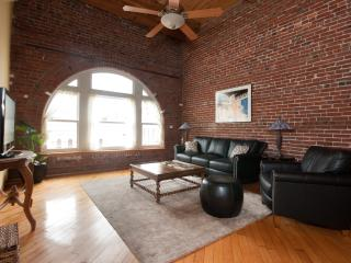 Penthouse in Historic District Close to Convention Center - Philadelphia vacation rentals