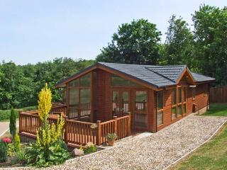 ELM LODGE single-storey, en-suite, top quality lodge in Newent Ref 27869 - Newent vacation rentals