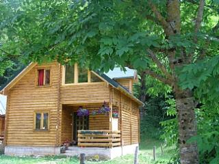 Log House Tara in Kolasin, Northern-Mountains, Montenegro - Kolasin vacation rentals