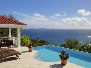 Whispers Villa - Luxury, with stunning sea views - Mount Pleasant Bay vacation rentals