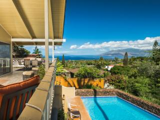 Wailea Home with Private Pool and Ocean View - Wailea vacation rentals