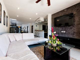 Luxury penthouse with parcial seaview, downtown Playa del Carmen - Playa del Carmen vacation rentals