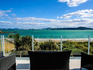 Sea Spray II - Beachfront at Whangaumu Bay - Northland vacation rentals
