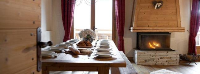 The dining room, Catered Chalet Cordee, Morzine - Catered Chalet Cordee, Morzine - Morzine - rentals