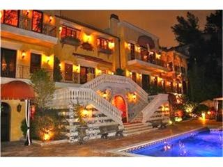 VILLA FIONA.....STUNNING ESTATE in HOLLYWOOD HILLS - Beverly Hills vacation rentals