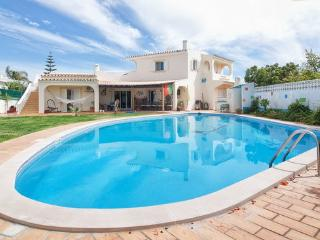 APT in FARO, WITH BIG PRIVATE POOL, BEACH,TRANSFER - Albufeira vacation rentals