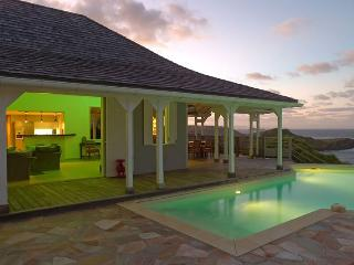 Lagon Bleu at Domaine du Levant, St. Barth - Ocean View, Walk To Beach, Pool - Petit Cul de Sac vacation rentals