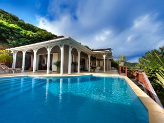 Lagon Jaune at Domaine du Levant, St. Barth - Ocean View, Walk To Beach, Pool - Petit Cul de Sac vacation rentals