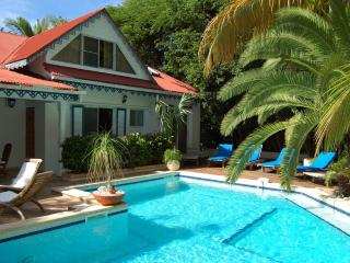 Escape at Lorient, St. Barth - Walking Distance To Beach, Ocean View, Private - Terres Basses vacation rentals