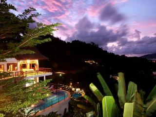Luxury Sea View Private Villa in Phuket Patong - Patong vacation rentals